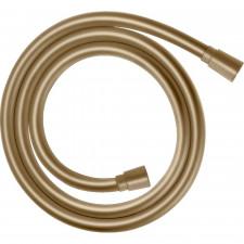 Hansgrohe Isiflex Wąż prysznicowy 160 cm, brąz szczotkowany - 782925_O1