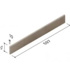 Villeroy & Boch Newport cokół 7,5x60 cm gres rektyf. matowy brązowy - 518294_T1
