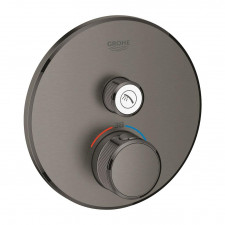 Grohe Grohtherm SmartControl bateria podtynkowa termostat do SmartBox brushed hard graphite - 769927_O1