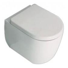 Kerasan Flo miska WC stojąca 48 biała - 490647_O1