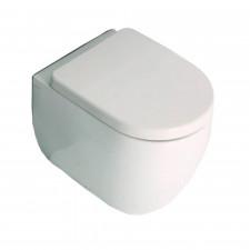 Kerasan Flo miska WC stojąca 52 biała - 528611_O1