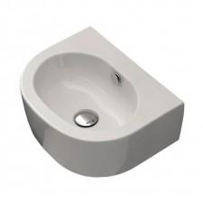 Kerasan Flo umywalka wisząca 40x32 biała - 540346_O1