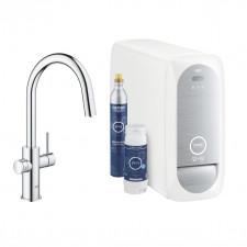 Grohe Blue Home bateria kuchenna zlewowa z filtrem i gazowaniem wody - 781212_O1