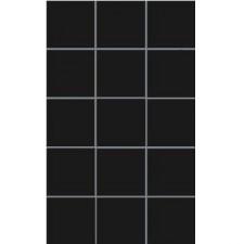 Villeroy & Boch Pro Architectura płytka podstawowa 10x10 cm terakota matowy czarny - 170723_O1