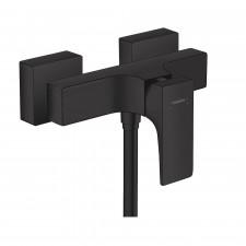 Hansgrohe Metropol Bateria prysznicowa ścienna Czarny matowy - 782419_O1