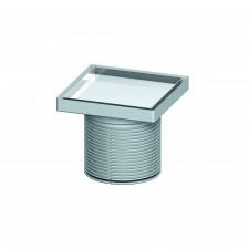"""Tece Drainpoint S nasadka typu """"plate"""" do zabudowy płytką ceramiczną 142 x 142 mm - 765256_O1"""