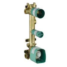 Axor Citterio E Zestaw podstawowy do modułu z termostatem do 3 odbiorników - 508113_O1