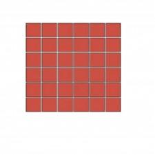 Villeroy & Boch Pro Architectura płytka podstawowa 5x5 cm terakota matowy czerwony - 171158_O1