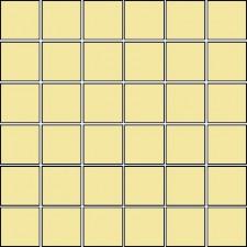 Villeroy & Boch Pro Architectura płytka podstawowa 5x5 cm terakota matowy jasny lemon - 171169_O1