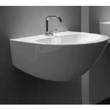 Kerasan Aquatech umywalka wisząca 70x52 biała - 464129_O1