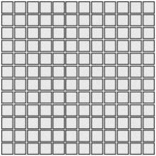 Villeroy & Boch Pro Architectura płytka podstawowa 2,5x2,5 cm gres szkliwiony matowy biały - 170992_O1