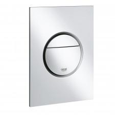 Grohe Nova Cosmopolitan S przycisk uruchamiający WC chrom matowy - 742469_O1