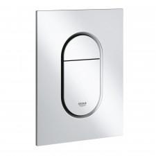 Grohe Arena Cosmopolitan S przycisk uruchamiający WC chrom matowy - 744551_O1
