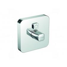 KLUDI PUSH podtynkowa bateria natryskowa (kwadarat), 1 zródło wody - 682389_O1