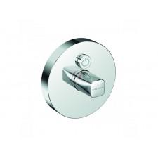 Kludi Push podtynkowa bateria natryskowa (koło), przycisk 1 źródło wody - 682386_O1