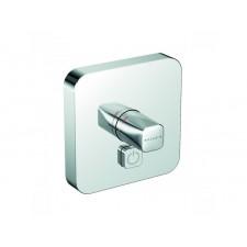 KLUDI PUSH podtynkowa bateria natryskowa (kwadarat), 1 zródło wody - 682388_O1
