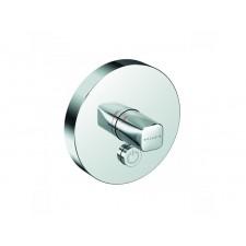 Kludi Push podtynkowa bateria natryskowa (koło), przycisk 1 źródło wody - 682403_O1