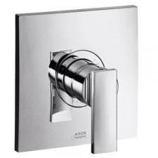 Axor Citterio Bateria prysznicowa podtynkowa jednouchwytowa chrom - 508123_O1
