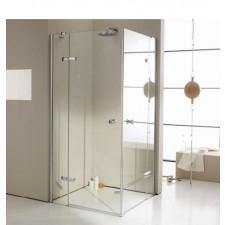 Huppe ENJOY elegance Drzwi prysznicowe 100x200 srebrny matowy - 572291_O1