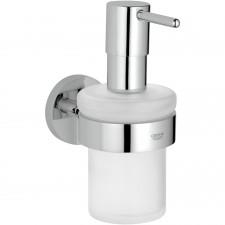 Grohe Essentials dozownik mydła z uchwytem chrom - 595896_O1