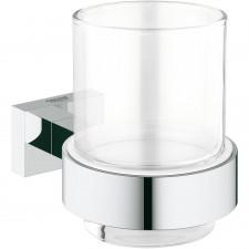 Grohe Essentials Cube szklanka z uchwytem chrom - 595944_O1