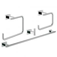 Grohe Essentials Cube zestaw akcesorii 4w1 set chrom - 595834_O1