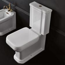 Kerasan Waldorf Miska WC do kompaktu 68x40cm, biała - 689612_O1