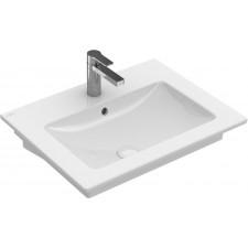 Villeroy & Boch Venticello umywalka 600 x 500 mm, Weiss Alpin CeramicPlus - 522656_O1