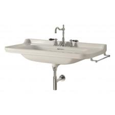 Kerasan Waldorf umywalka 80x55 biała\Chrom - 689632_O1