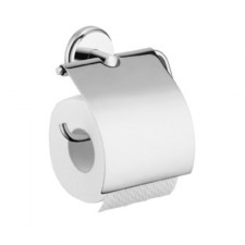 Hansgrohe Logis Classic Uchwyt na papier toaletowy chromO1