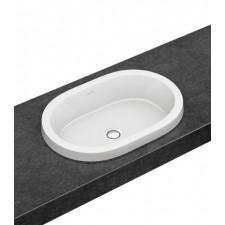 Villeroy & Boch Architectura Umywalka nablatowa 615 x 415 mm - Weiss Alpin CeramicplusO1