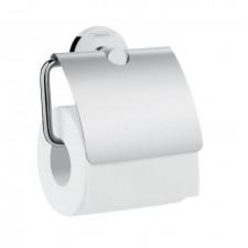 Hansgrohe Logis Universal Uchwyt na papier toaletowy z osłonką, chrom - 781319_O1