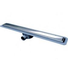 Kessel Linearis Compact kompletny odpływ liniowy, stal/nierdz L=850 mm - 406839_O1