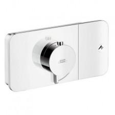 Axor One Moduł z termostatem do 1 odbiornika, montaż podtynkowy, element zewnętrzny - 572745_O1