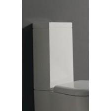 KERASAN K9 spłuczka ceramiczna biała - 765736_O1