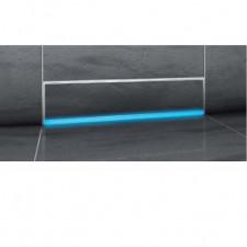 Kessel Scada Odpływ ścienny LED RGB, z pokrywą do wklejenia płytek - 611537_O1