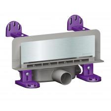 Kessel Scada kompletny odpływ ścienny ze zmiennym światłem LED RGB do płytek do 17mm - 548494_O1