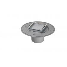 Kessel System 125 Nasadka pod płytki z ramką ze stalie - 389988_O1