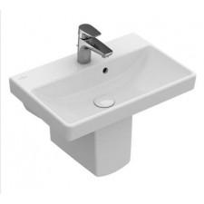 Villeroy & Boch Avento Umywalka wisząca 550x370 weiss alpin ceramicplus - 580260_O1
