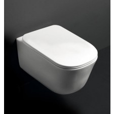 Kerasan Tribeca wc podwieszane biały matt - 766122_O1