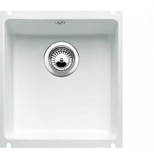 Blanco zlewozmywak ceramiczny SUBLINE 375-U biały połyskO1