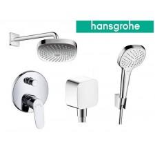 Hansgrohe Focus 100 Zestaw baterii wannowa podtynkowa (31945000 + 26524400 + 27446000 + 26425400 + 26457000) chrom - 713844_O1