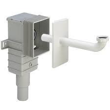 Viega Syfon umywalkowy podtynkowy tworzywo sztuczne Biały - 466221_O1