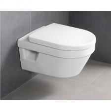 Villeroy & Boch Architectura miska WC wisząca bezrantowa, DirectFlush 53x37 Biała - 459454_O1