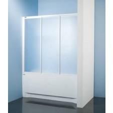Sanplast drzwi rozsuwane DTr-c-W-160 biały P - 630223_O1