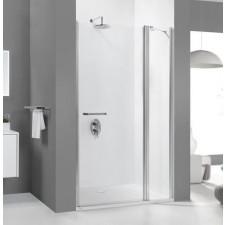 Sanplast drzwi jedno-skrzydłowe DJ2/PRIII-120-S srebrny mat W0 - 632270_O1