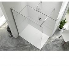 Sanplast Altus PIII/ALTIIa kabina walk-in 110x213 cm przejrzyste - 749456_O1