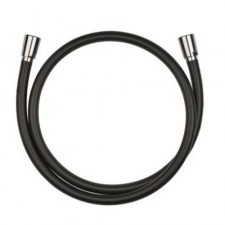KLUDI SUPARAFLEX SILVER wąż natryskowy, czarny mat 1250 mm - 782897_O1