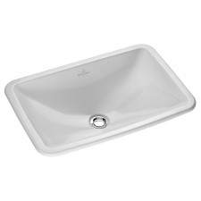 Villeroy & Boch Loop & Friends umywalka wpuszczana , 510 x 340 mm, Weiss Alpin - 9141_O1