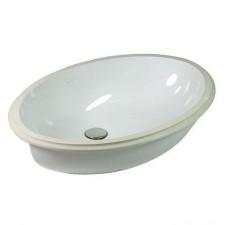 Villeroy & Boch Evana Umywalka podblatowa 50x35 Weiss Alpin Ceramicplus - 8336_O1